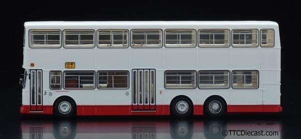 BUS BY BONO 200103 Dennis Dragon - Alexander R - Route Training